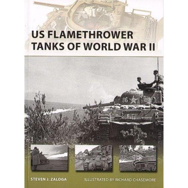 USA Serbatoi Lanciafiamme della seconda guerra mondiale