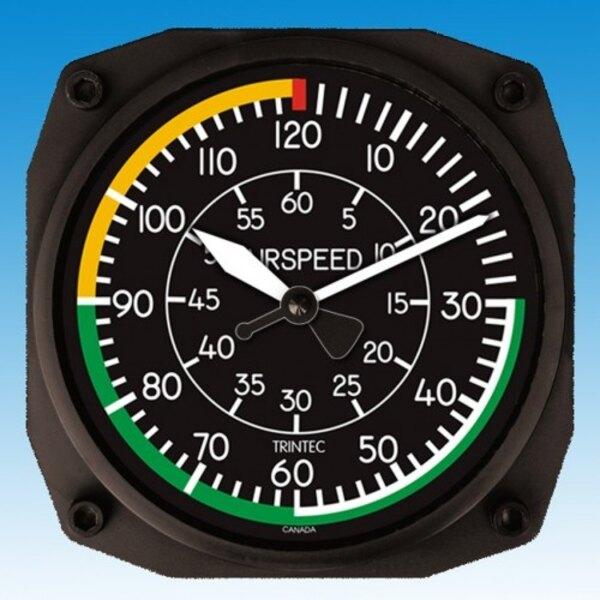 Airspeed orologio - Orologio da parete