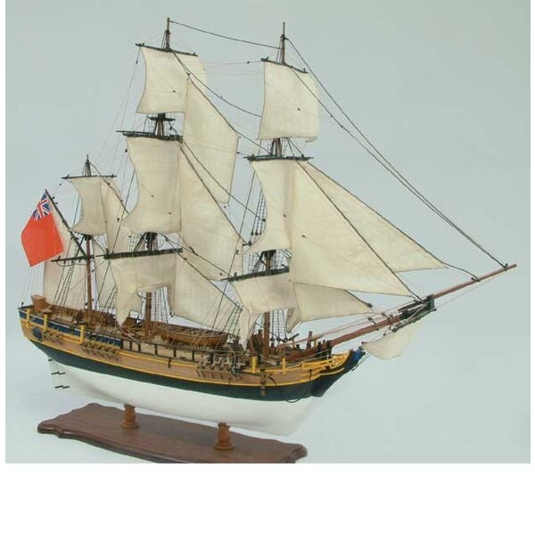 H.M.S. BOUNTY MUSEE