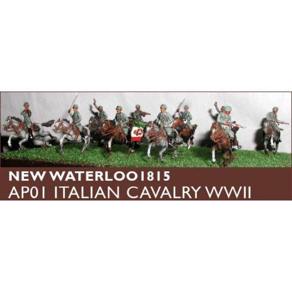 ITALIANI WWII CAVALLERIA