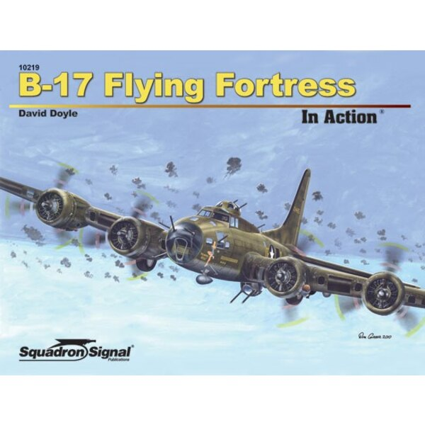 Libro B - 17 FLYING FORTRESS - IN AZIONE