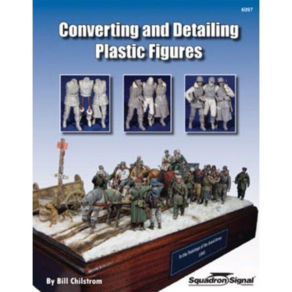 CONVERSIONE e dettagliare figure in plastica