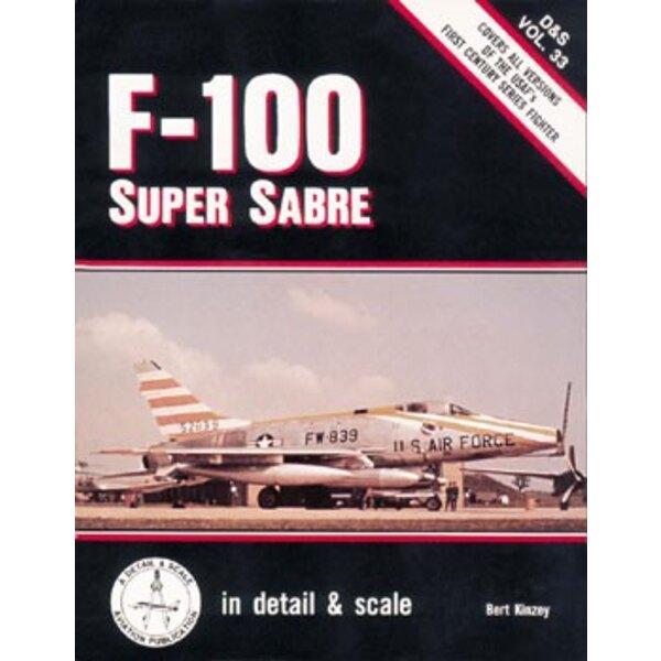 F -100 SUPER SABRE DETTAGLIO & SCALA