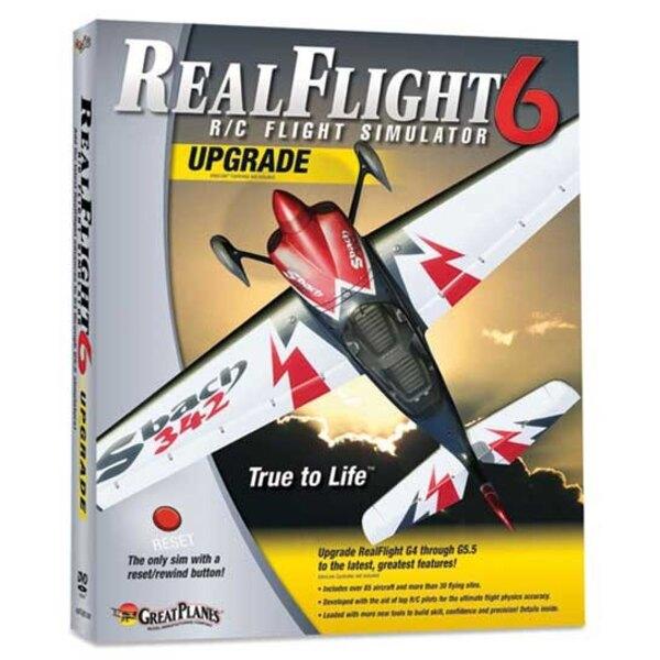 UPGRADE RealFlight G6