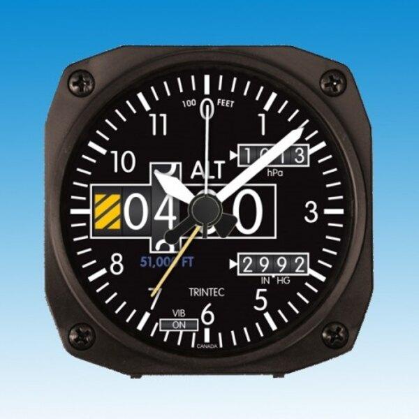 Orologio - Sveglia: stile Altimetro