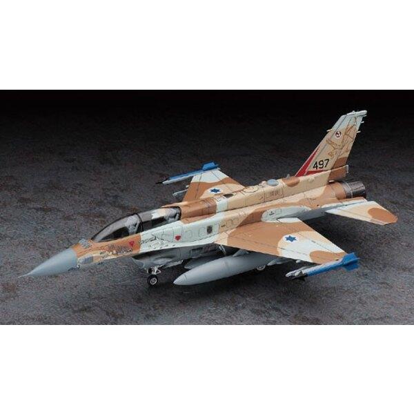 Israeliano F - 16I SUFA AF