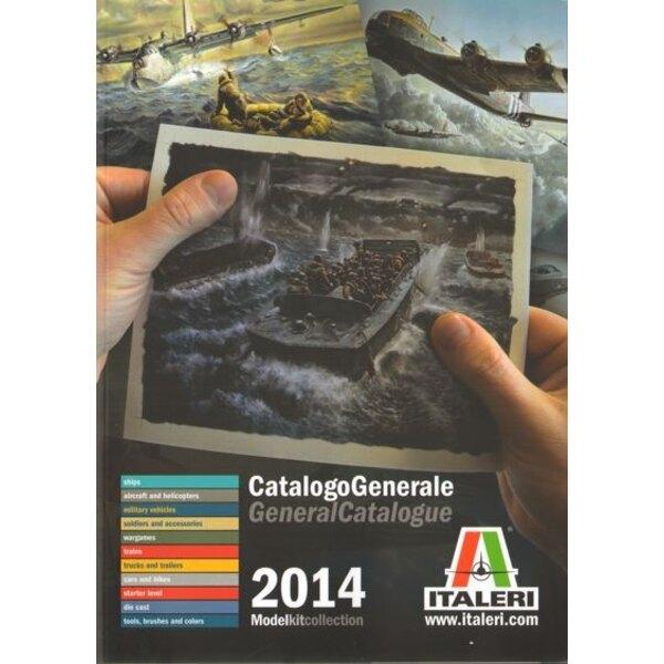 Italeri 2014 catalogo