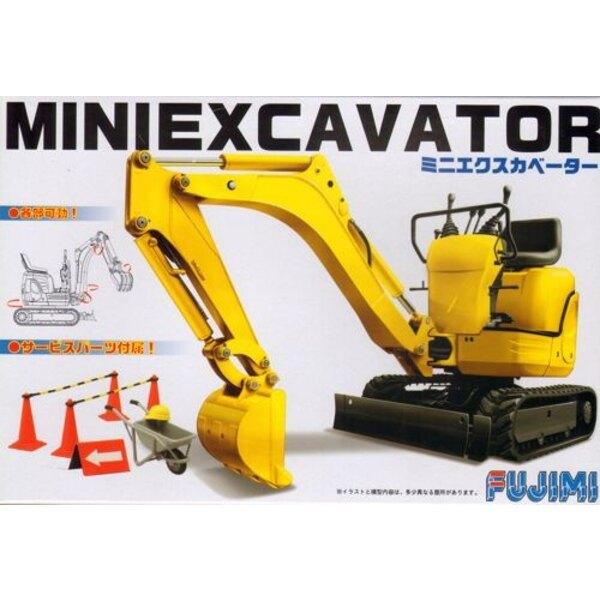 Mini ExcavatorF01177