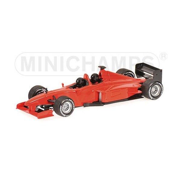 European Minardi F1X2