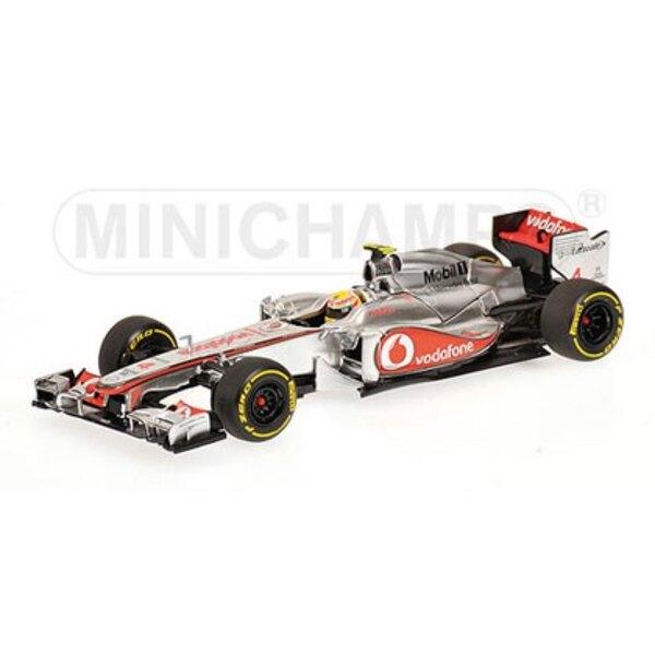 McLaren Mercedes Showcar