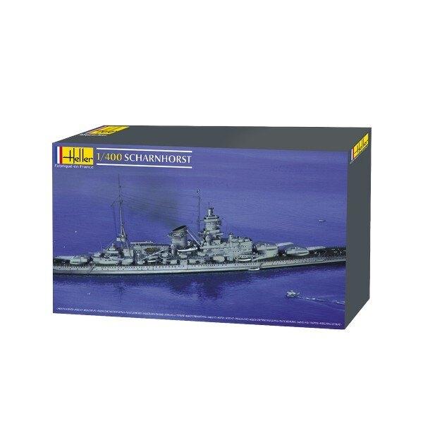 1:400 Scharnhorst