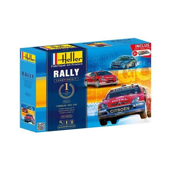 Rallye Championship 1:43