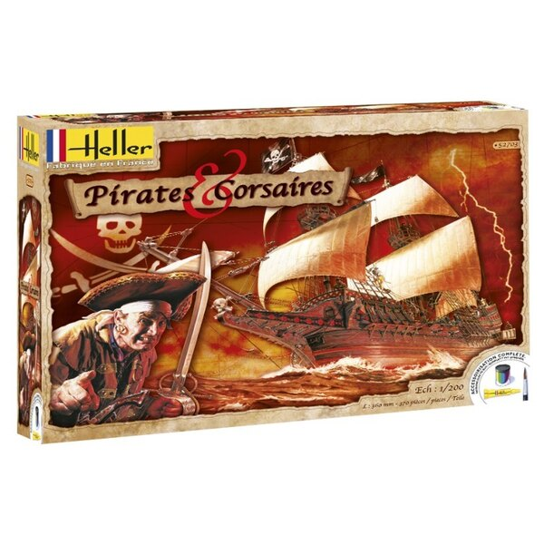Pirates And Corsairs 1:200