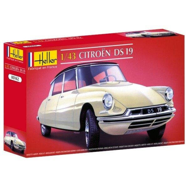 Ds 19 Citroën 1:43