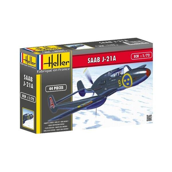 Saab J-21 1:72