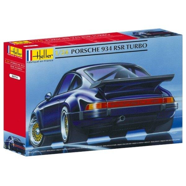 Porsche 934 1:24