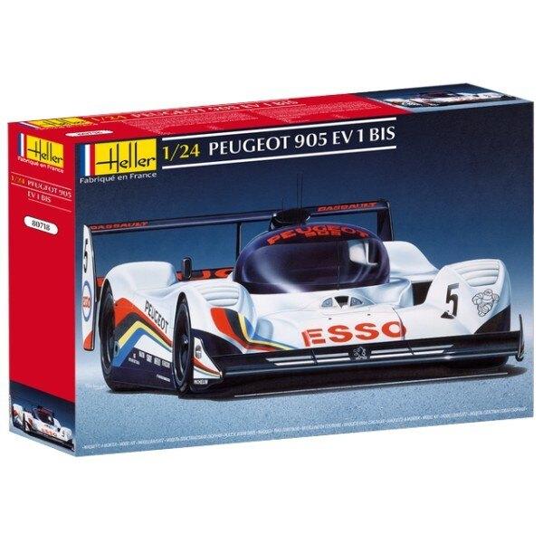 Peugeot 905 1:24