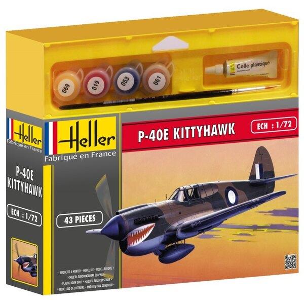 P - 40E Kittyhawk