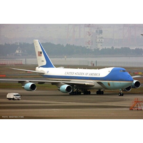 VC - 25A Air Force One