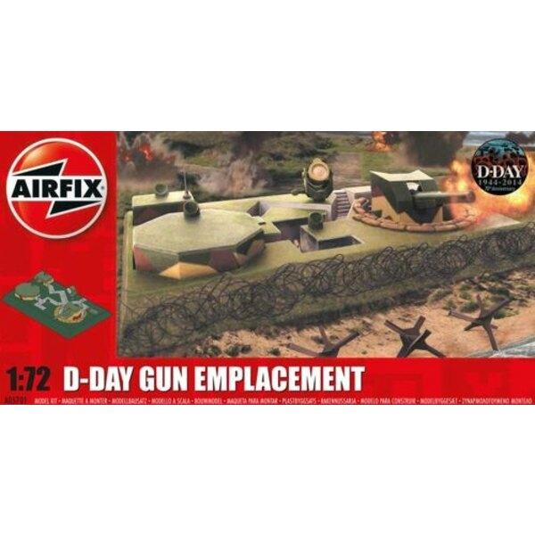 D - Day Gun Posizione