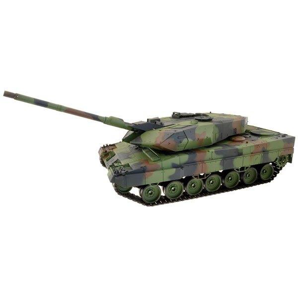 Serbatoio RC 1/16 Leopard 2 A6 COMPLETA (SOUND / SMOKE)