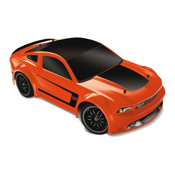 FORD MUSTANG BOSS 302 - 4x4 - 1/16 SPAZZOLATO