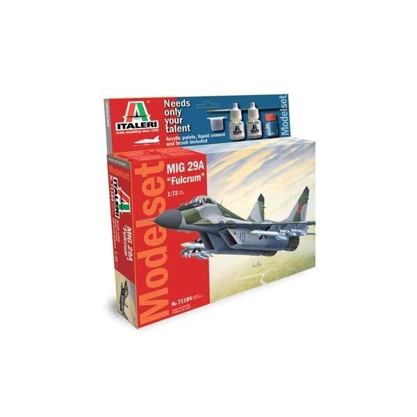 MiG- 29A Fulcrum