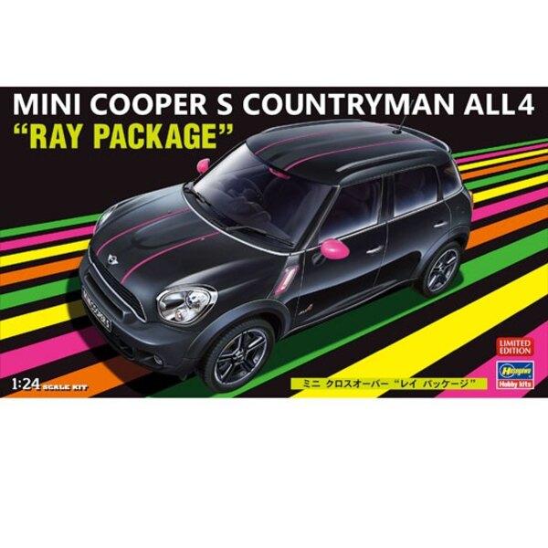 Mini Cooper S ALL4 RAY