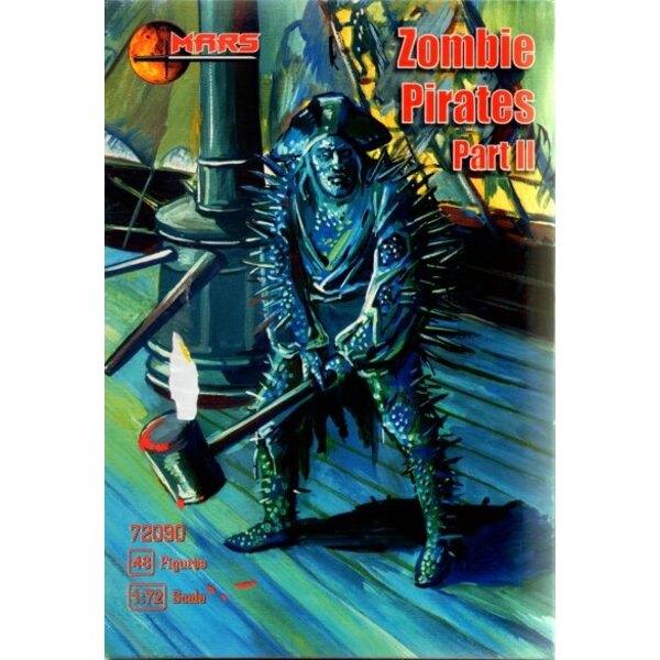 Zombie Pirates parte (II)