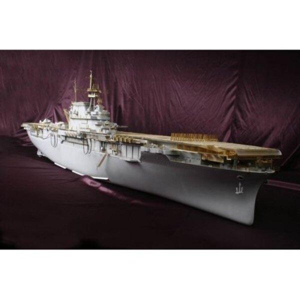 USS Hornet CV-8 DX Pack (progettato per essere Coltivando con il kit di merito e trombettista)