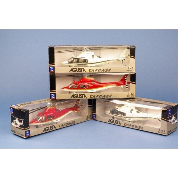 Agusta A.109 - Twin set di 2 colori