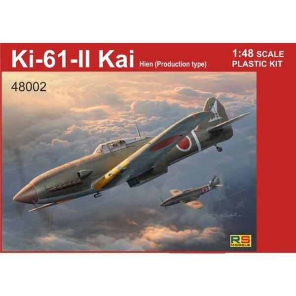 Kawasaki Ki-61 Hien II