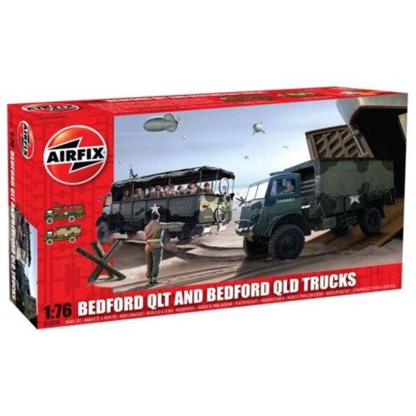 BedFord QL Trucks - QLT & QLD