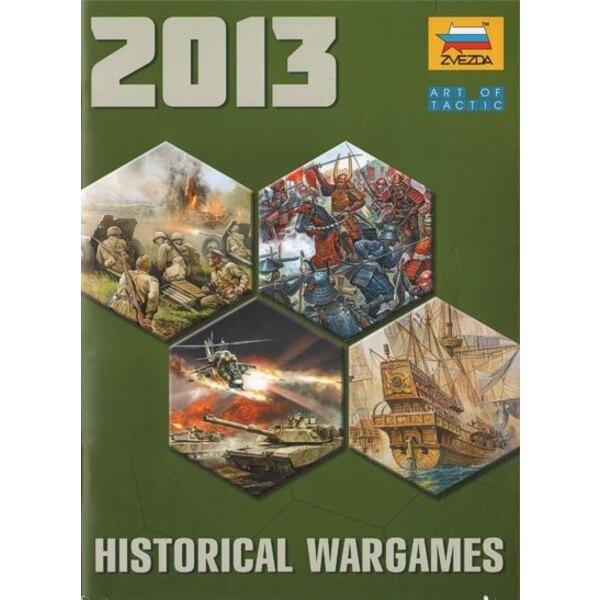 Zvezda 2013 catalogo WARGAMES