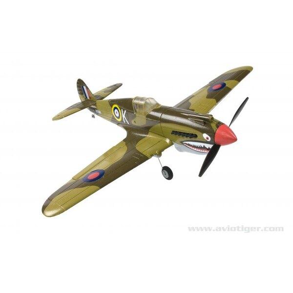 P40 Warhawk 2.4 RTF M1