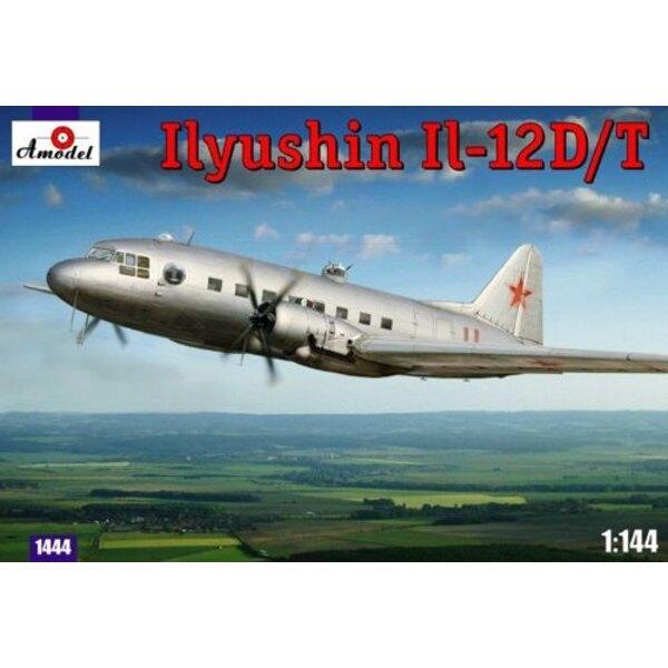 Ilyushin IL-12D/T