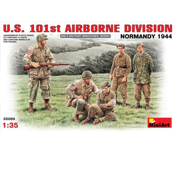 US 101st Airborne Division (Normandy 1944)