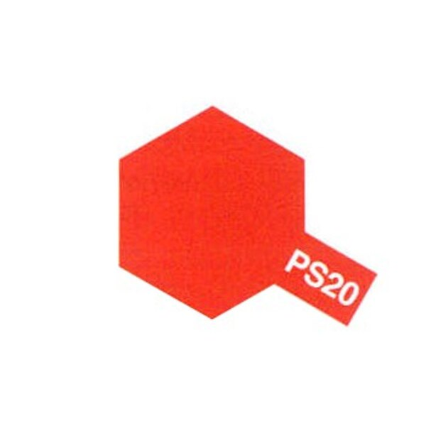 rouge fluo poly.bombe 86020