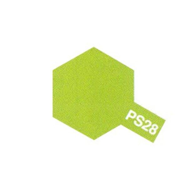 vert fluo poly bombe 86028
