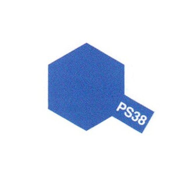 bleu translucide 86038