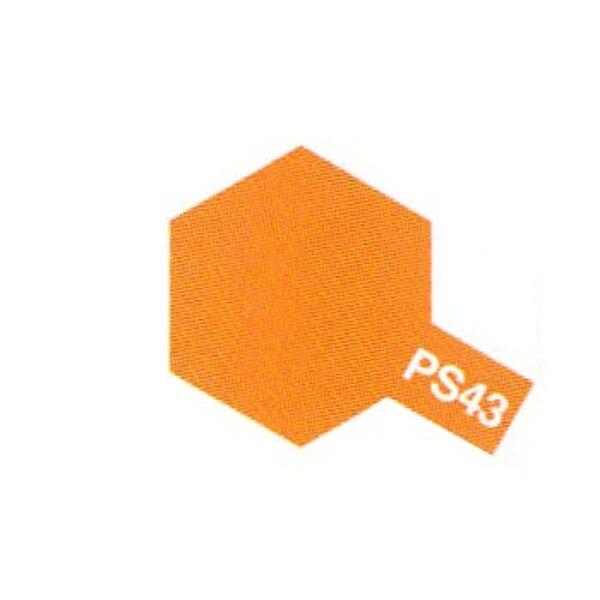 orange translucide 86043