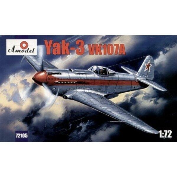 Yakovlev Yak-3 vk 107
