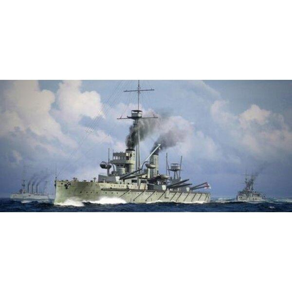 HMS Dreadnought nel 1915