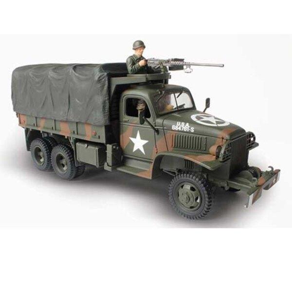 GMC 2½ Ton Cargo Truck