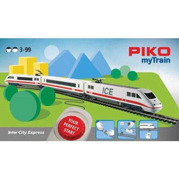 Il mio treno DB ICE BOX