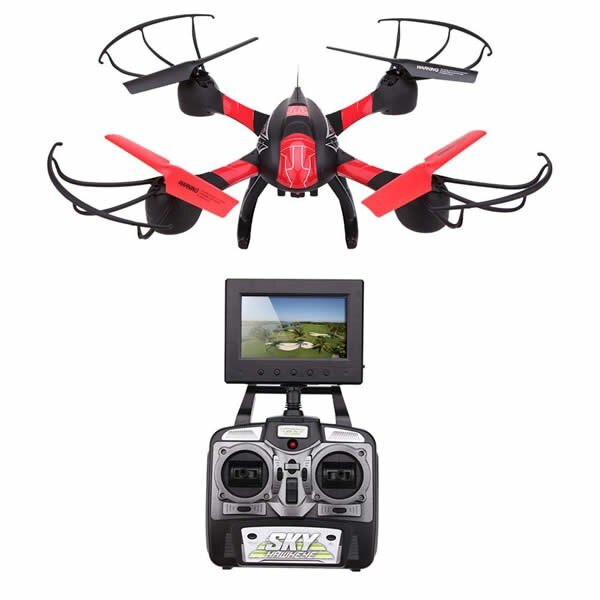 Quadricopter SKY HAWKEYE FPV