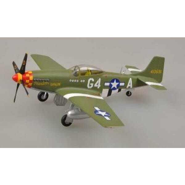P51D Mustang FS-357 362TH FG Arval J.Roberson