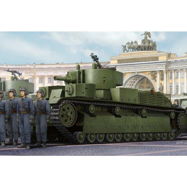 Russo medio del carro armato T-28E