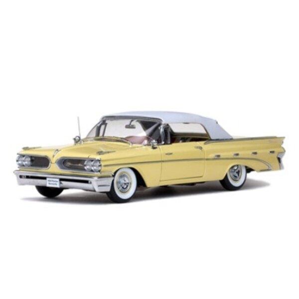 Pontiac Bonneville CONVERTIBILE FARM 1959 BIANCO / GIALLO (ESAURITO)