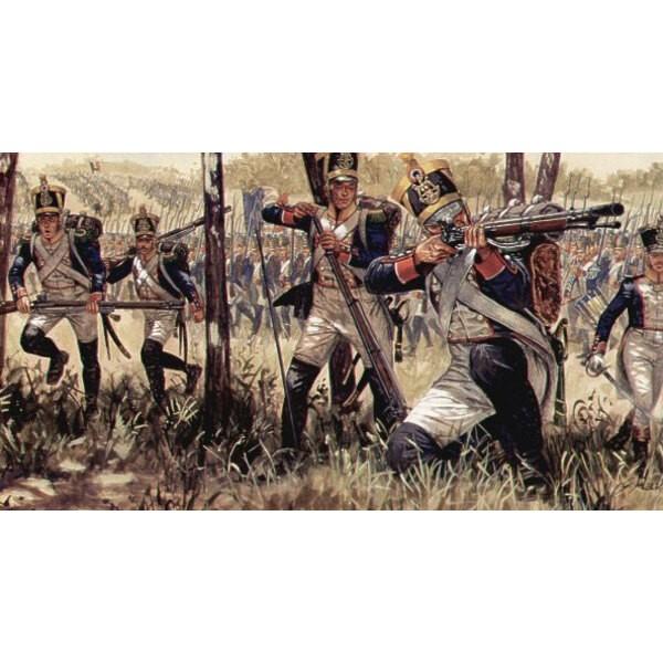 Fanteria francese Guerre Napoleoniche